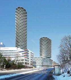 nacka tower på kvarnholmsvägen i henriksborg
