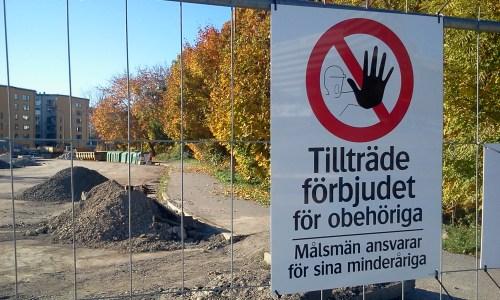 Miljöstationen i Henriksdalshamnen