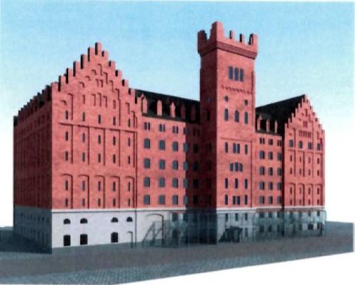 Glasveranda vid Elite Hotel Marina Tower i Saltsjöqvarn