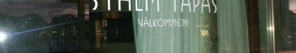 STHLM Tapas i Henriksdalshamnen
