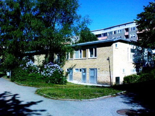 Fritidsgården Glada Henkan på Henriksdalsberget