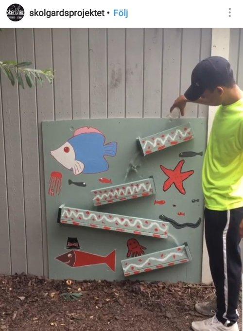 Skolgårdsprojektet på Finnboda förskola