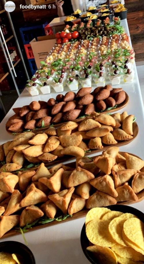 Plockmat av Beirut Food by Natt