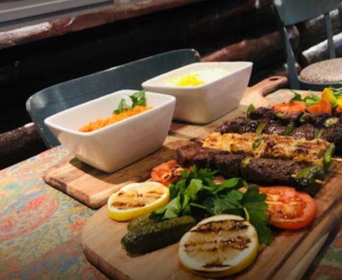 Persisk mat på MYS Grill & Bar på Henriksdalsberget