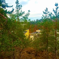 Utsikt mot Finnboda