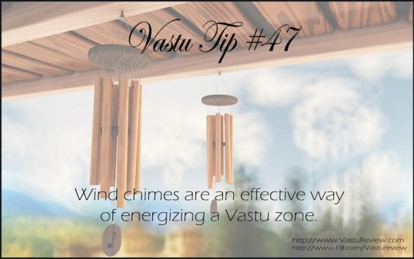 Vastu Tip #47: Wind Chimes vastu review