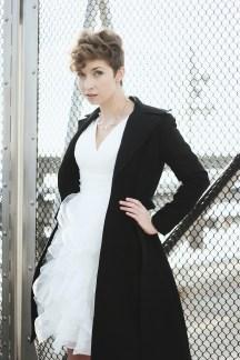 LITTLE WHITE DRESS 241