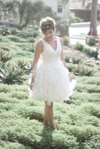LITTLE WHITE DRESS 303