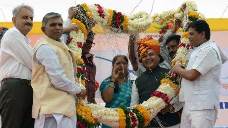 cm-pradhan-mantri-awas-yojana-gramin-launch-at-banswara-CMP_0933