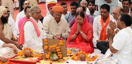 vasundhara-raje-development-works-Savitri-Mata-Temple-Pushkar-CMA_3231