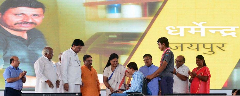 vasundhara-raje-launch-inauguration-bhamashah-digital-family-yojana-CMP_5170