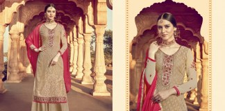 Alok Wholesale Collection Ruhani Pure Viscose Salwar Suit