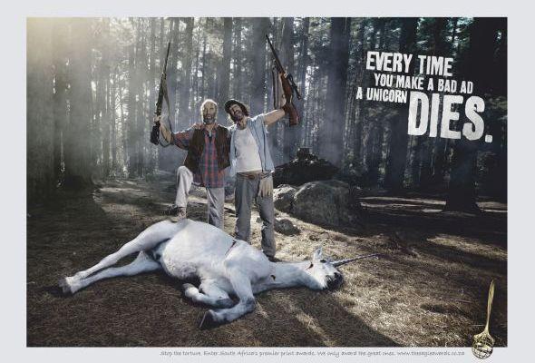 Лошите реклами осакатяват феи!