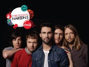 maroon5 band
