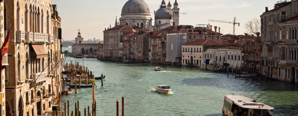 Един ден във Венеция
