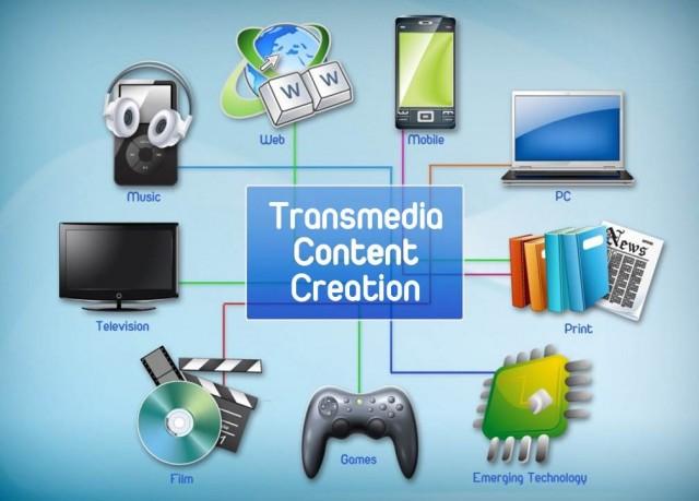 transmedia content