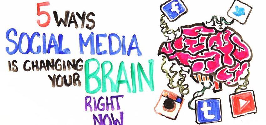 Научно: какво правят социалните медии с мозъка ни