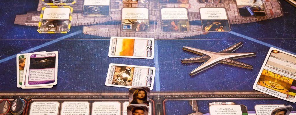 Nerd Alert: Battlestar Galactica настолна игра
