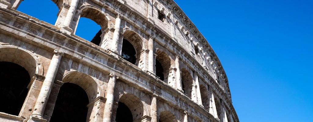 Рим: (главно) хляб и зрелища