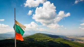 връх Половрак гледка
