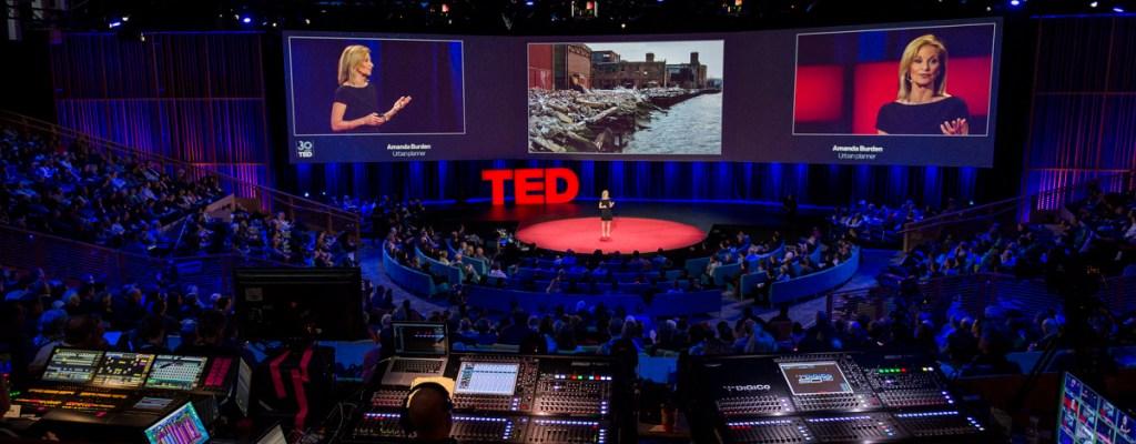 Тайните на лекторите от TED