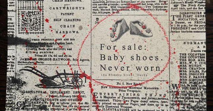 baby shoes hemingway