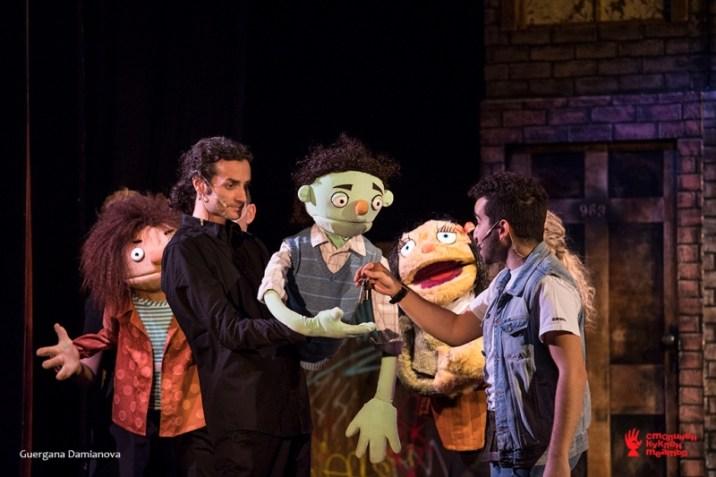 avenue q куклен театър