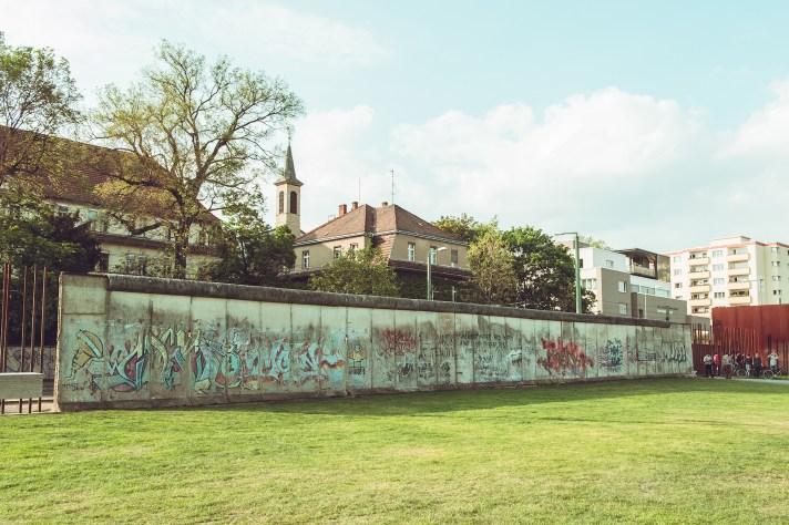 Berlin Wall Memorial - Nordbahnhof