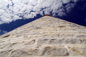 The higher lighthouse in Gaspesie,Quebec, Canada,