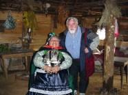 A Mapuche Shaman : She told me some secrets :)
