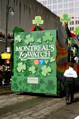 St Patrick in Montreal