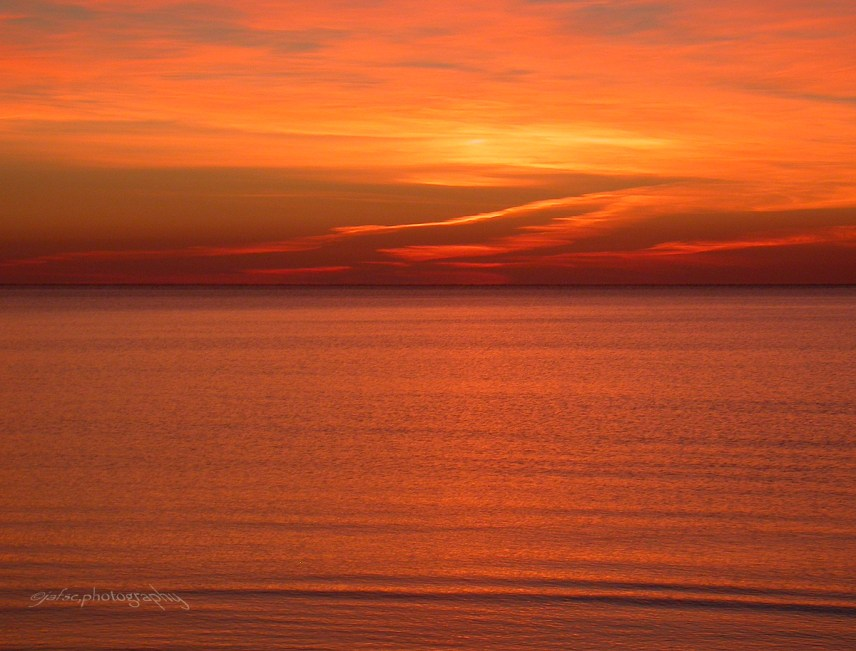 Infinite before the Sunrise!