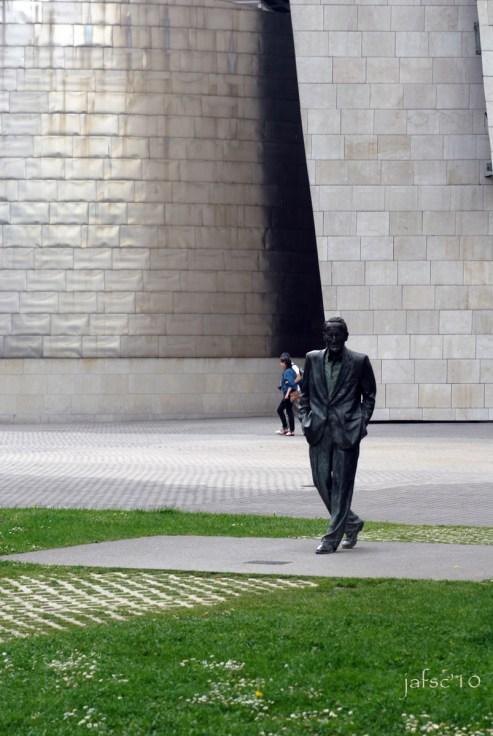 Near the Guggenheim