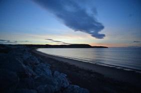 The sea at dawn II