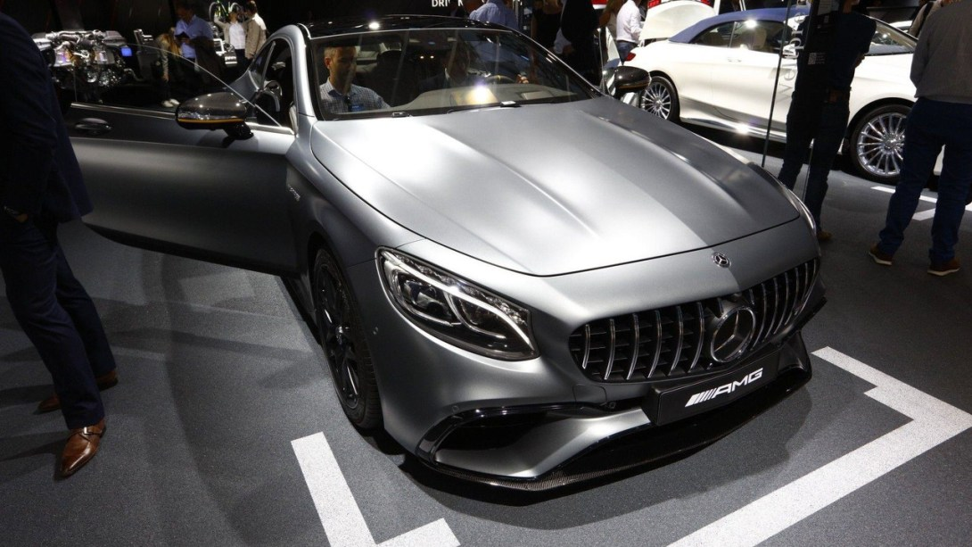 mercedes s class coupe 2018 cabrio