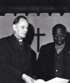 Bishop Henri Gufflet