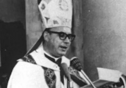 Bishop Enrique Angelelli