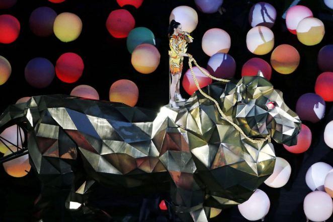 Katy Perry Superbowl 2015