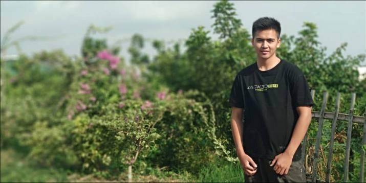 profil blogger sukses william