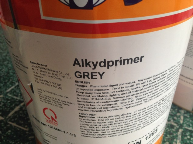 Sơn Jotun Alkyd Primer grey (2)