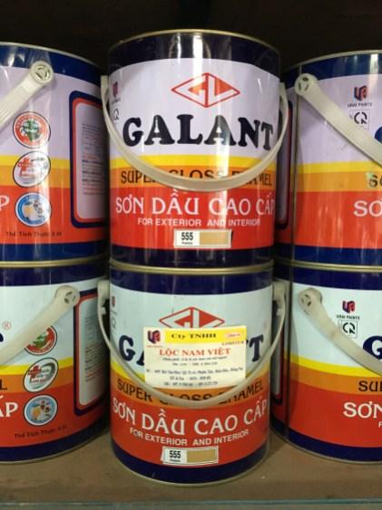 SON DAU GALANT 555