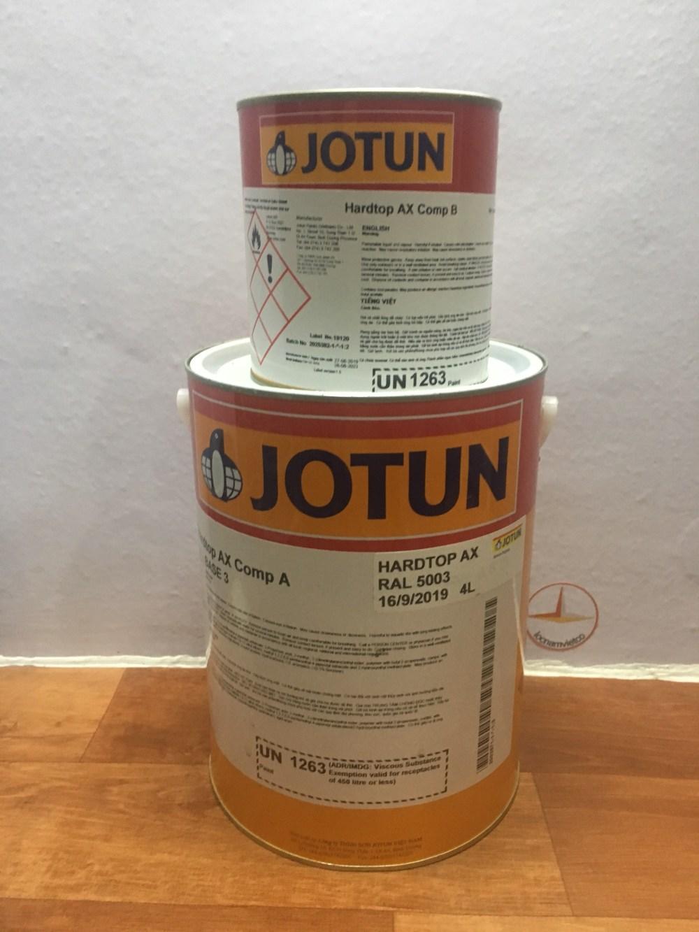 SON JOTUN HARDTOP RAL 5003 -5L (1)