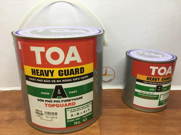 SON TOA HEAVY GUARD POLYURETHANE TOPGUARD 4L- (1)