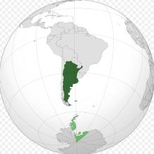 argentina kort1