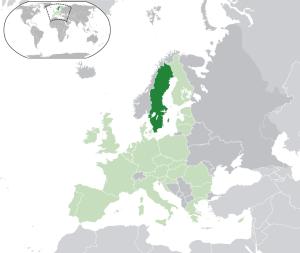 svíþjóð