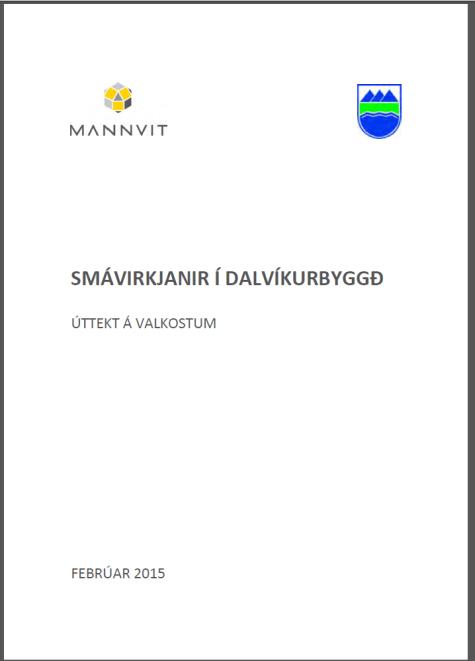 smávirkjanir í Dalvíkurbyggð