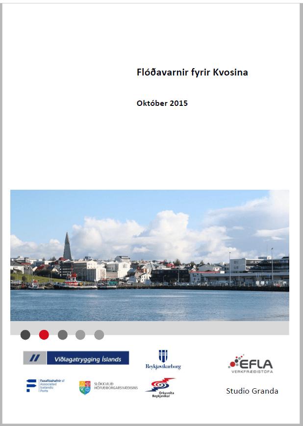 Flóðavarnir fyrir Kvosina