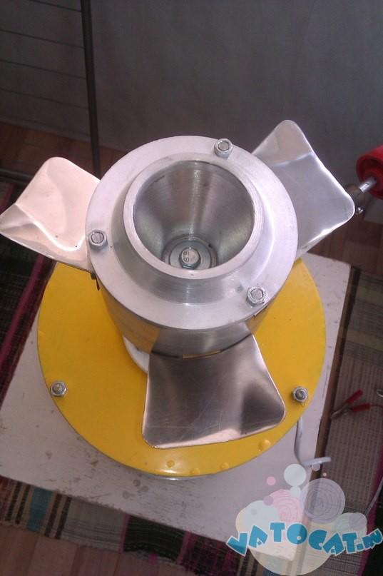 аппарат УСВ-4 для изготовления сладкой ваты