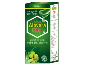 Aloevera juice for diabetic patients