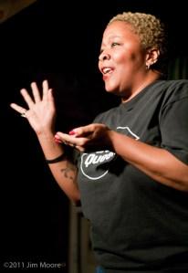 Mollena tells great stories at 'tinydangerousfun'.